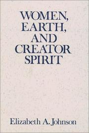 Women, earth, and Creator Spirit