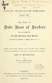 Cover of: [Publications]  Extra series by Early English Text Society.