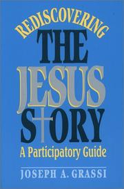 Cover of: Rediscovering the Jesus story