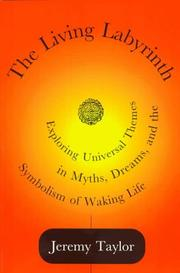 Cover of: The living labyrinth: exploring universal themes in myths, dreams, and the symbolism of waking life