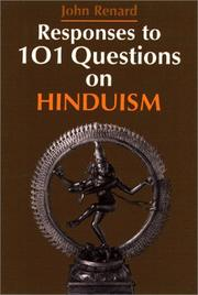 Cover of: Responses to 101 questions on Hinduism