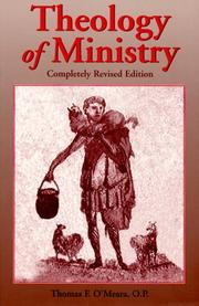 Cover of: Theology of Ministry (Theological Inquiries)