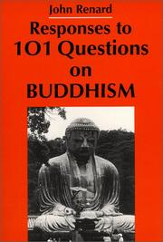 Cover of: Responses to 101 questions on Buddhism