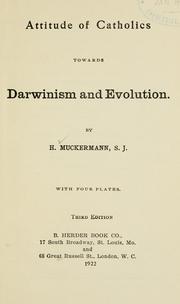 Attitude of Catholics towards Darwinism and evolution