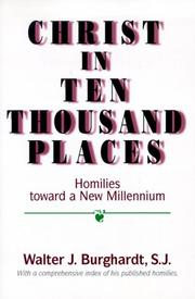Cover of: Christ in Ten Thousand Places