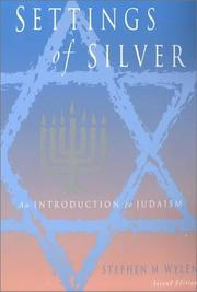 Cover of: Settings of Silver | Stephen M. Wylen