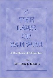 The Laws of Yahweh