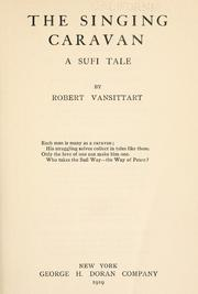 Cover of: The Singing Caravan | Vansittart, Robert Gilbert Baron