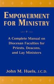 Cover of: Empowerment for Ministry