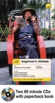 Cover of: Teach Yourself Beginner
