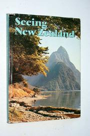 Cover of: Seeing New Zealand | Deric Neale Bircham