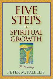 Cover of: Five Steps To Spiritual Growth