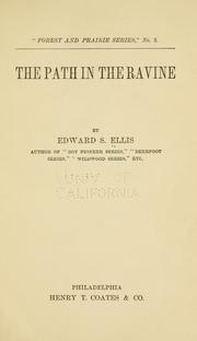 The path in the ravine by Edward Sylvester Ellis