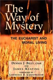 Cover of: The way of mystery | Dennis Joseph Billy