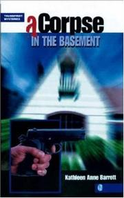 Cover of: A corpse in the basement