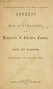 Cover of: The remedy for Kansas