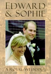 Cover of: Edward & Sophie