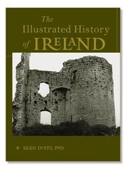 Cover of: The illustrated history of Ireland
