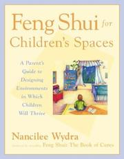 Cover of: Feng Shui for Children's Spaces