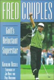 Cover of: Fred Couples | Kathlene Bissell
