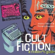 Cover of: Cult fiction