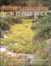 Cover of: Native landscaping from El Paso to L.A.