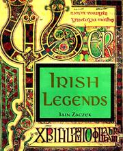Irish legends by Iain Zaczek