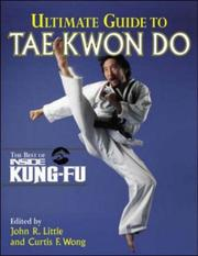 Cover of: Ultimate Guide to Tae Kwon Do | Scott Shaw