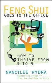 Cover of: Feng Shui Goes to the Office