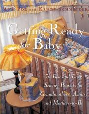 Cover of: Getting ready for baby | Ann Poe