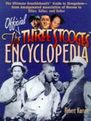 Cover of: Official Three Stooges Encyclopedia