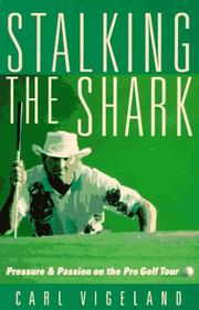 Cover of: Stalking the shark | Carl A. Vigeland