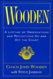 Wooden by John R. Wooden