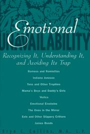 Cover of: Emotional Unavailability