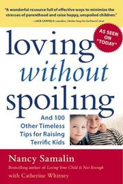Cover of: Loving without Spoiling  | Nancy Samalin