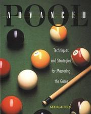Cover of: Advanced pool | George Fels