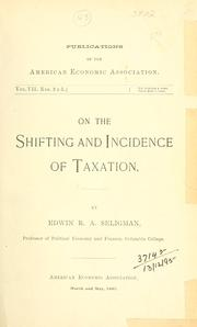 Cover of: Publications. | American Economic Association