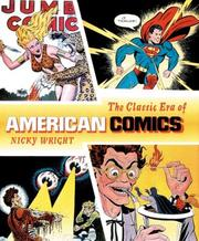 Cover of: The classic era of American comics