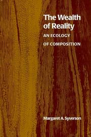 Cover of: The wealth of reality