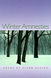 Cover of: Winter amnesties