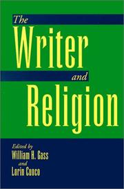 Cover of: The writer and religion