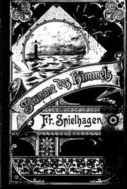 Cover of: Stumme des Himmels