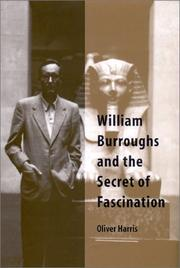 Cover of: William Burroughs and the Secret of Fascination