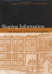 Cover of: Shaping information