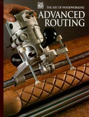 Cover of: Advanced routing |