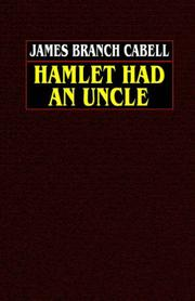 Cover of: Hamlet had an uncle
