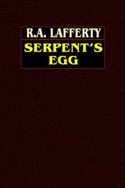 Cover of: Serpent's Egg