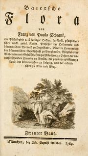Cover of: Baiersche Flora