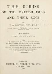 Cover of: The birds of the British Isles and their eggs