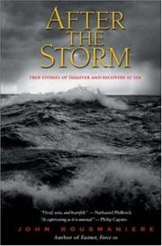 Cover of: After the Storm  | John Rousmaniere